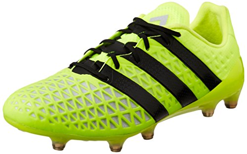 adidas Herren Ace 16.1 Fg Fußball-Trainingsschuhe, Gelb (Solar Yellow/Core Black/Silver Met,), 44 EU