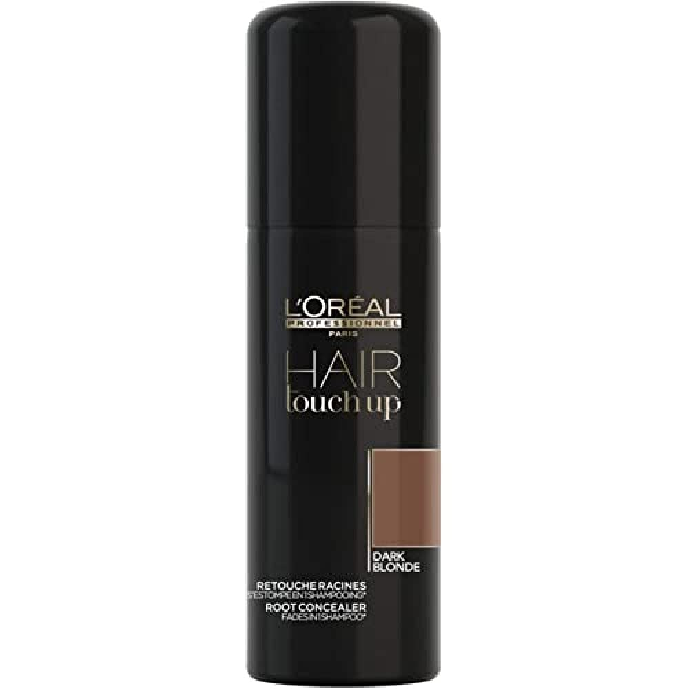 L'Oreal Professionnel Coloración Hair Touch Up Dark Black 75 ml