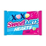Wonka Sweetarts Conversation Hearts Hard Candy, 7oz (pack 3) bags Sweet Love Romantic Messages Best Way To Say I love you, Kiss Me, Hug Me, XoXo 1.3 pound bag