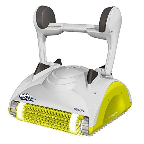 Maytronics - robot Limpiafondos Dolphin Tritón eléctrico (Suelo, paredes y línea de flotación)