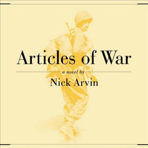 Articles of War audiobook cover art