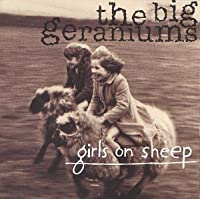 Girls on Sheep