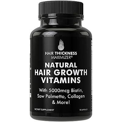 Natural Hair Growth Vitamins