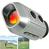 High-Precision Golf Range Finder, Handheld Range Finder, Hunting Telescope Range Finder, Golf Lawn Function, Digital Technology to Measure Distance