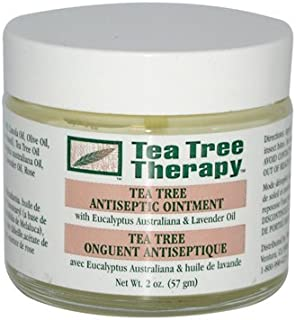 Tea Tree Therapy Tea tree therapy - tea tree therapy antiseptic ointment eucalyptus australiana and lavender oil - 2 oz - pack of 1