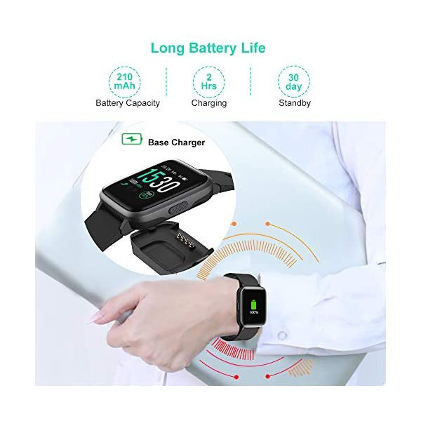 Fashion Shopping Willful Smart Watch for Android Phones Compatible iPhone Samsung