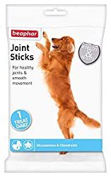 For healthy joints and smooth movement 1 stick per day Contains Glucosamine & Chondroitin Meaty flavoured