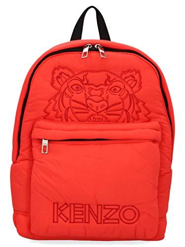 Kenzo Luxury Fashion Damen F965SF300F3021 Rot Polyamid Rucksack | Ss21