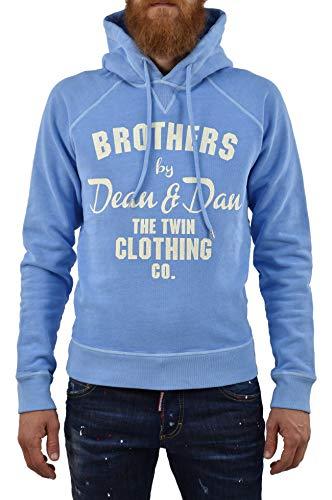 Dsquared2 Sweater Twin Clothing Herren - Größe: M - Farbe: Gelb - Neu