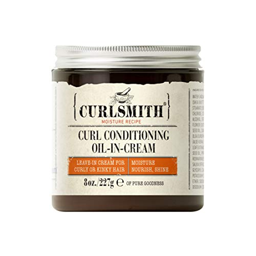 Curlsmith Curl Conditioning Oil in Cream - Crema Leave In Natural para Pelo Rizado