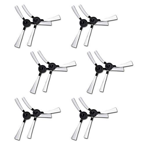 N / A Youriaa Lot de 12 brosses latérales pour accessoires Amibot Pure, Pulse & Prime (6 paires)