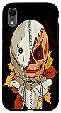 iPhone XR Trick r Treat Funny Cute Sam Halloween 2021 Costume T-Shirt Case