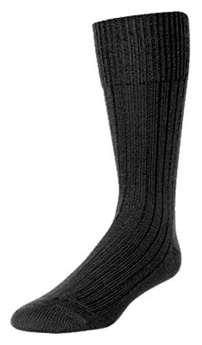 Gowitex Thibet Unisex Arbeitssocken mit 75prozent Wolle, Farben alle:anthrazit, Größe:44/45