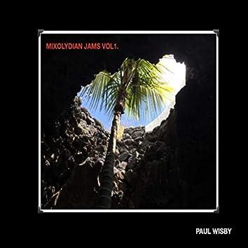 Mixolydian Jams, Vol 1.