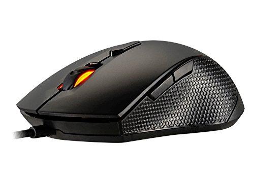 Cougar Gaming MINOSX1 - Ratón (Óptico, USB, 2000 dpi, Negro)