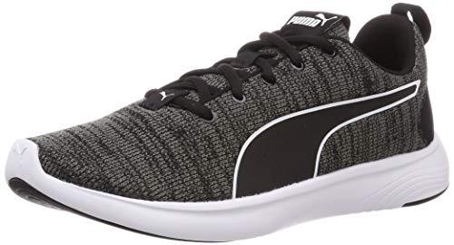 PUMA SOFTRIDE Vital Clean, Scarpe da Corsa Uomo, Nero Black-Ultra Gray White, 40 EU