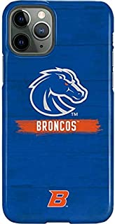 Skinit Lite Phone Case for iPhone 11 Pro - Officially Licensed Colleges Boise State Broncos Design