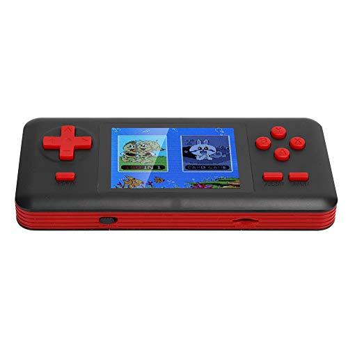 Handheld-Spielekonsole GB50 Mini 8-Bit-Steckkarte Handheld-Retro-Spielekonsole Eingebaute 150 für FC Games Player Kids