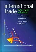 International Trade: Theory and Evidence
