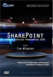 SharePoint Portal Services Programming 2003