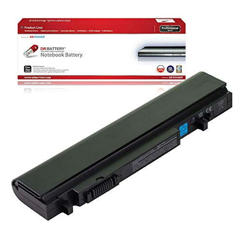 DR. BATTERY Laptop Battery for Dell Studio XPS 1640 1641 1645 1647 M1640 312-0814 312-0815 451-10692 R720C R725C U011C W298C W303C X411C X413C [11.1V/4400mAh/49Wh]