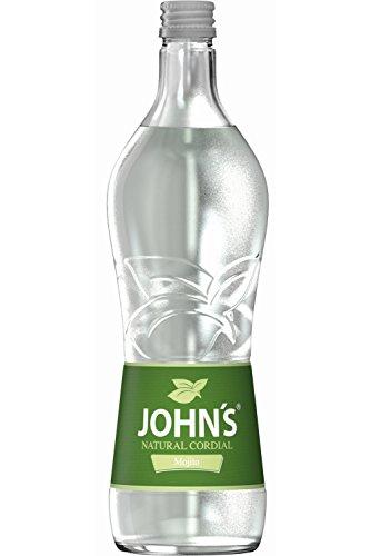 Johns Natural Mojito Sirup 0,7 Liter