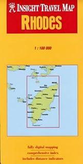 Rhodes Insight Travel Map