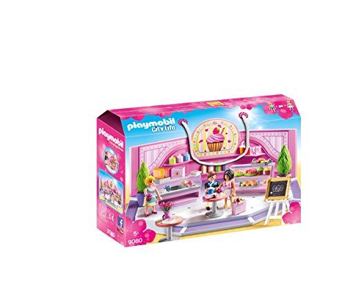 PLAYMOBIL- Cafetería Cupcake (9080)