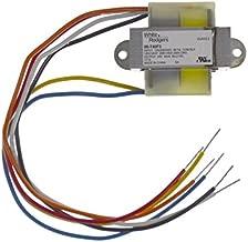 White-Rodgers Class 2 Transformer, 40 VA Rating, 120/208/240VAC Input Voltage, 24VAC Output Voltage - 90-T40F3