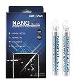 ZenTrade Liquid Screen Protector Nano Phone liquid glass protector universal for all screens include ipad, curve screens phones