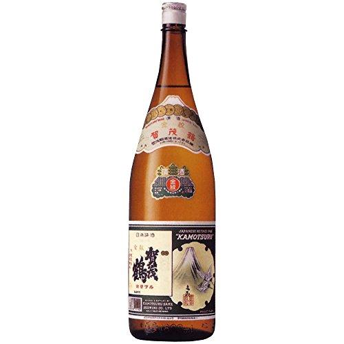 賀茂鶴 金紋 [ 日本酒 広島県 1800ml ]