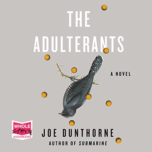 The Adulterants audiobook cover art