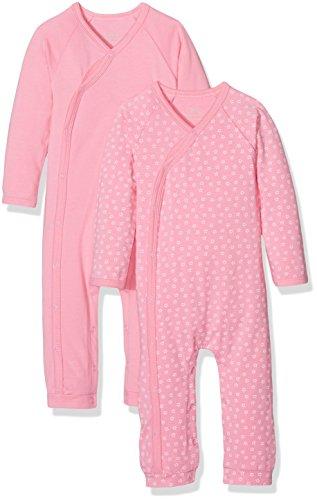Care Babe1, Mono Bebé-Niñas, Rosa (Rosebloom), 56