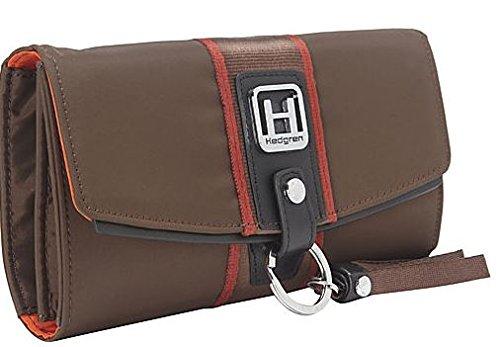 Hedgren ABA Wallet, Seal Brown (braun) - HCCH10