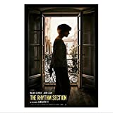 Zplbdw Poster The Rhythm Section Reed Morano Blake Lively