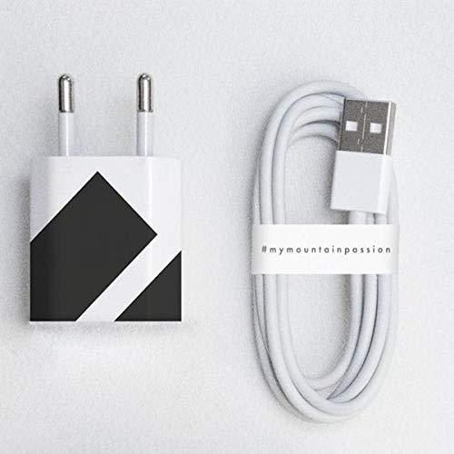 Zanier USB Ladegerät für Handschuhe Heat.STX, Hot.STX und Aviator.GTX