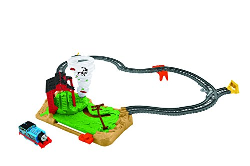 Fisher-Price Thomas & Friends TrackMaster, Twisting Tornado Set