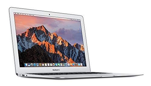 Apple MQD42E/A Portátil MacBook Air 13', Intel i5 Dual-Core 1.8GHz, 8 GB RAM, 256 GB Disco Duro Solido (SSD), Intel HD 6000, Mac OS X 10.12 macOS Sierra