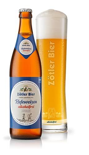 Zötler Hefeweizen alkoholfrei (Mehrweg)