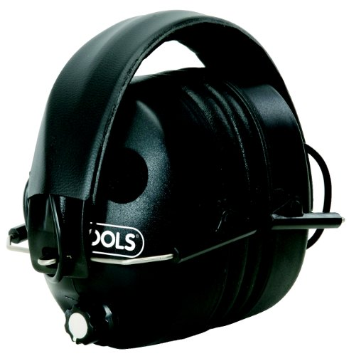 KS Tools 310.0135 Cuffia Antirumore Elettronica con...