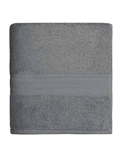 Sensei La Maison du Coton Serviette de Toilette 50x100cm Unie 550gr/m² Luxury