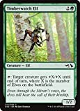 Magic The Gathering - Timberwatch Elf - Duel Decks: Anthology