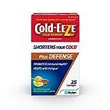 Cold-Eeze Plus Defense Manuka Honey Lemon Flavor Lozenges, 25 Count