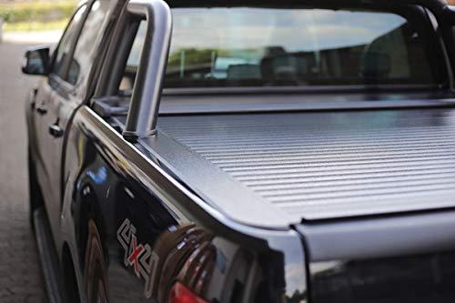 Laderaumabdeckung Ford Ranger Limited Double Cab schwarz ab Baujahr 2012