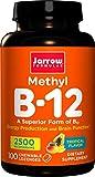 Jarrow Formulas Methyl B-12 2500 mcg - 100...