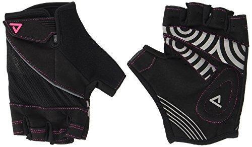 Dare 2B Damen Radsport Handschuhe, fingerlos (Xsmall) (Schwarz)