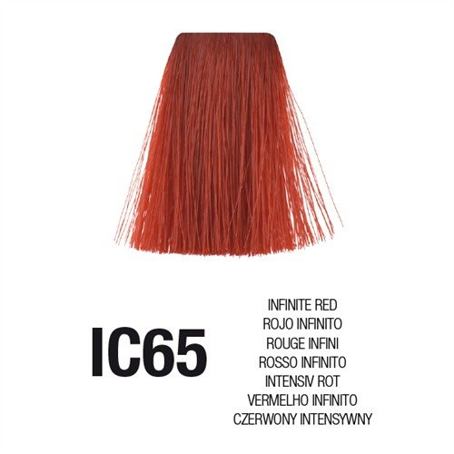 Teinture en crème Postquam Linea Essential Color IC65 Rouge Super Intensif