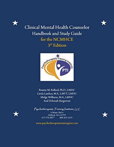 NCMHCE: Clinical Mental Health Counselor Handbook and Study Guide, 3rd Edition