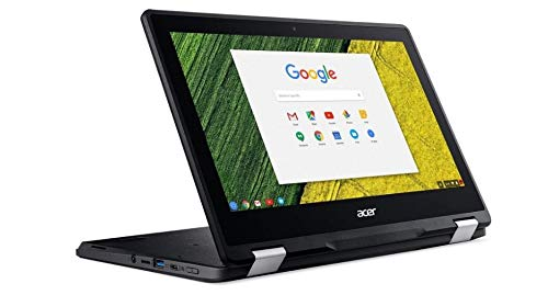 Acer Chromebook Spin 11 11.6' Touch 2-in-1 Laptops - Celeron 1.1GHz CPU, 4GB RAM, 32GB eMMC, Google Chrome
