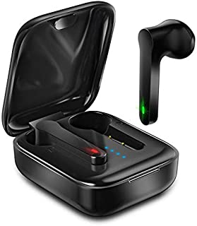 Kungix Audífonos Bluetooth 5.0, Auriculares Bluetooth Inal�